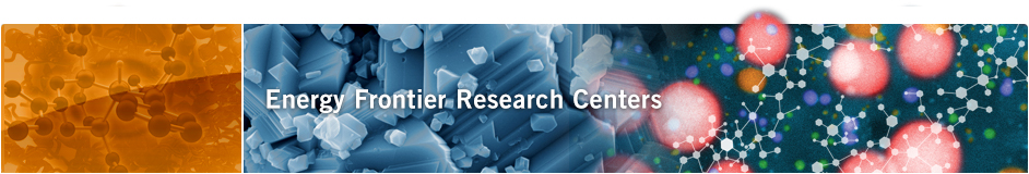 Energy Frontiers Research Center