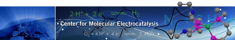 Center for Molecular Electrocatalysis - Energy Frontiers Research Center